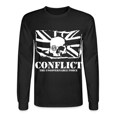 Manches longues Conflict - The ungovernable force