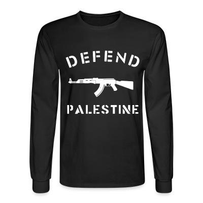 Defend Palestine