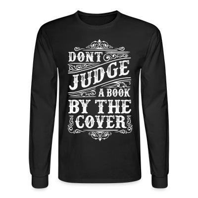 Don't judge a book by the cover
