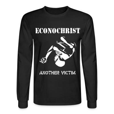 Manches longues Econochrist - Another victim