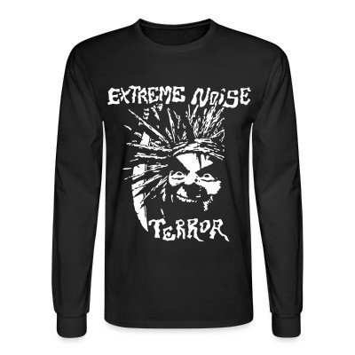 Manches longues Extreme Noise Terror