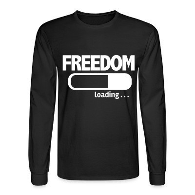 Manches longues Freedom loading