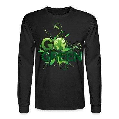 Manches longues Go green