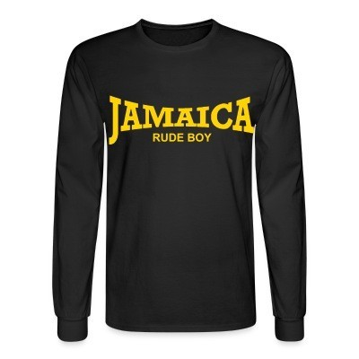Manches longues Jamaica rude boy
