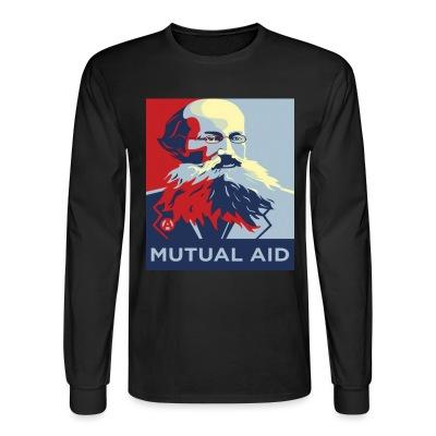 Manches longues Kropotkin Mutual Aid