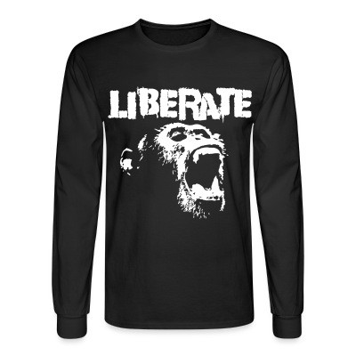 Manches longues Liberate
