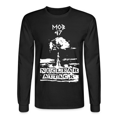 Manches longues Mob 47 - nuclear attack