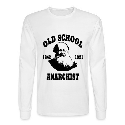 Manches longues Petr Kropotkin - Oldschool Anarchist 1842-1921