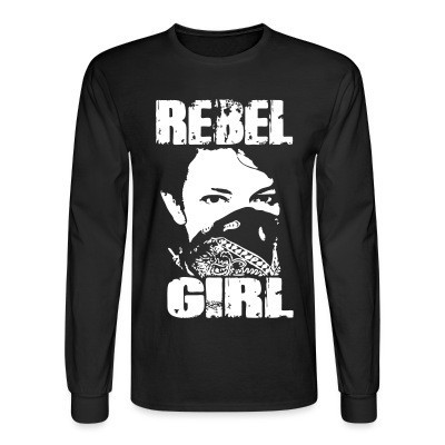 Manches longues Rebel girl