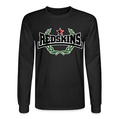 Manches longues Redskins