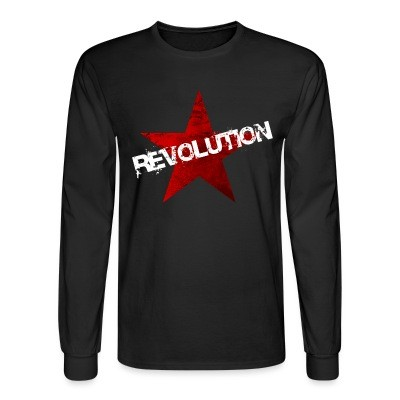 Manches longues Revolution