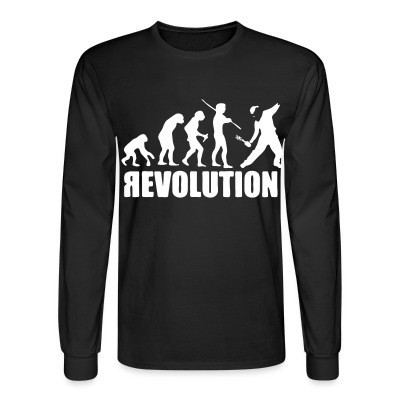 Manches longues Revolution evolution