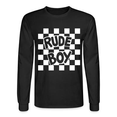 Manches longues Rude boy