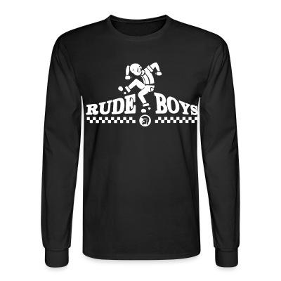 Manches longues Rude boys