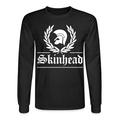 Manches longues Skinhead
