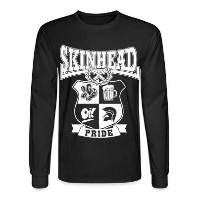 Manches longues Skinhead pride