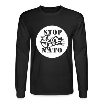 Manches longues Stop NATO