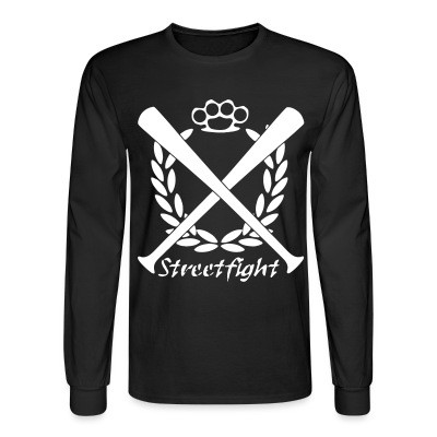 Manches longues Streetfight