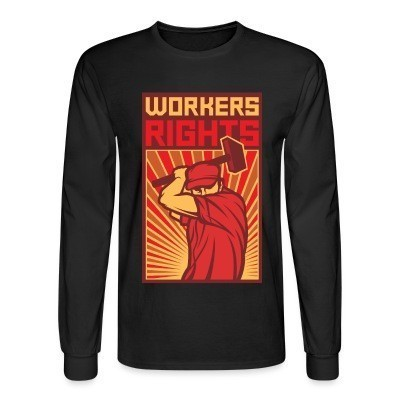 Manches longues Workers rights