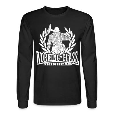 Manches longues Working Class Skinhead