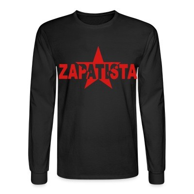 Manches longues Zapatista