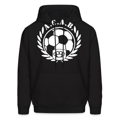 Sweat (Hoodie) A.C.A.B. Football