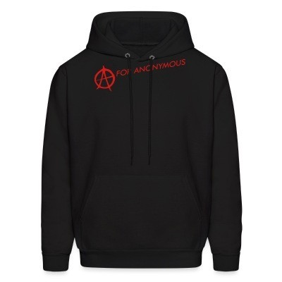 Sweat (Hoodie) A for anonymous