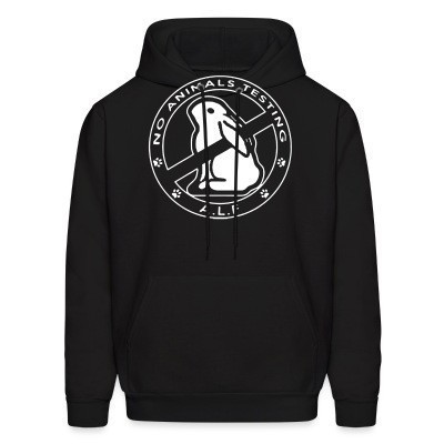 Sweat (Hoodie) A.L.F. no animals testing