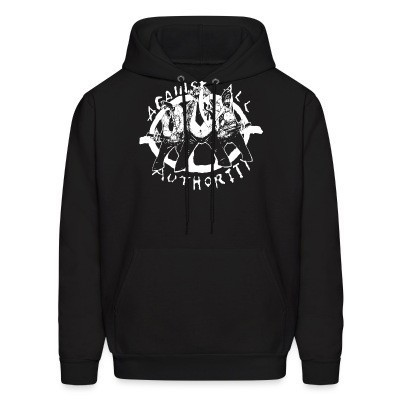 Sweat (Hoodie) Against All Authority