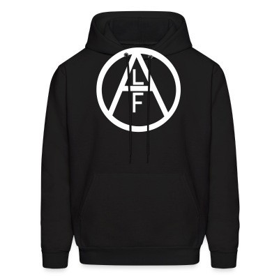 Sweat (Hoodie) ALF - Animal Liberation Front