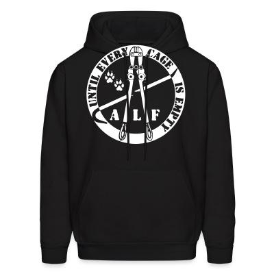 Sweat (Hoodie) ALF until every cage is empty