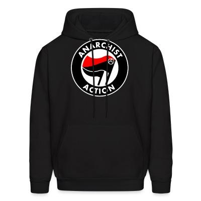 Sweat (Hoodie) Anarchist action