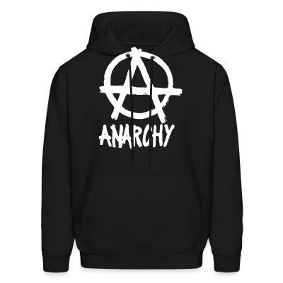 Sweat (Hoodie) Anarchy