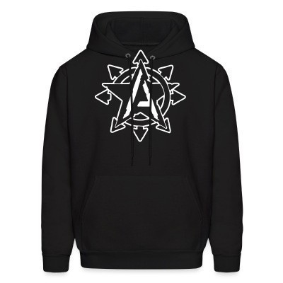 Sweat (Hoodie) Anarchy Chaos