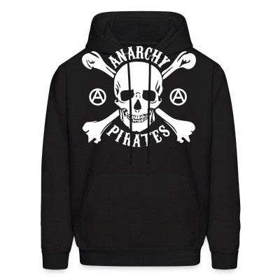Sweat (Hoodie) Anarchy pirates