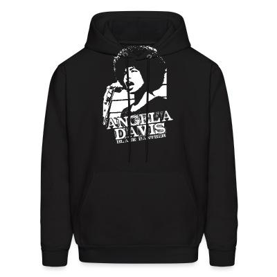 Angela Davis black panther