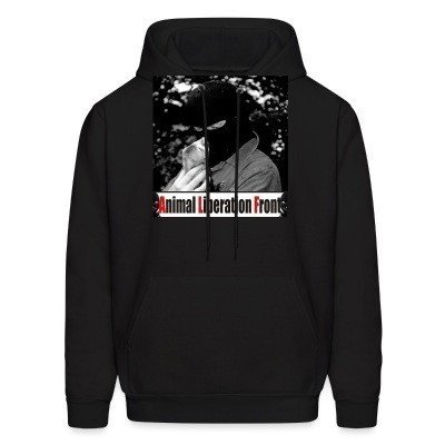 Sweat (Hoodie) Animal Liberation Front