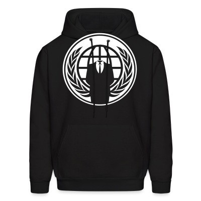 Sweat (Hoodie) Anonymous