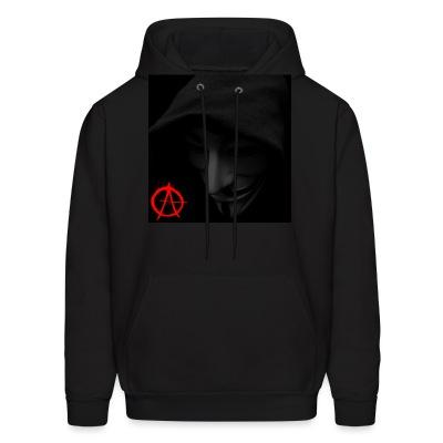 Sweat à capuche (Hoodie) Anonymous