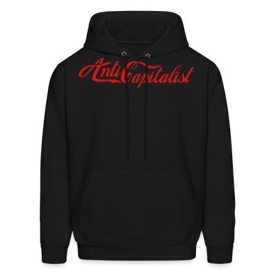 Sweat (Hoodie) Anti capitalist