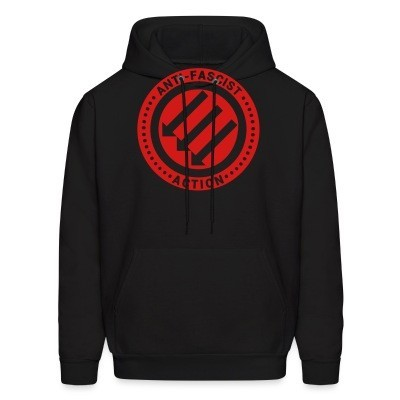 Sweat (Hoodie) Anti-fascist action