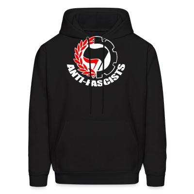Sweat (Hoodie) Anti-fascists