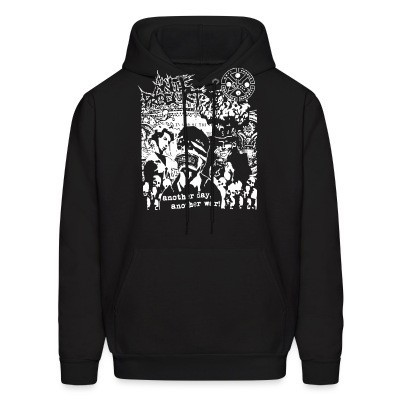 Sweat (Hoodie) Anti-Product - Another day, another war!