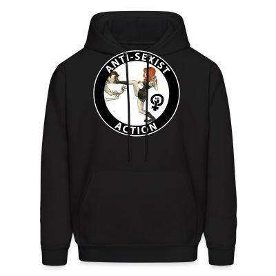 Sweat (Hoodie) Anti-sexist action