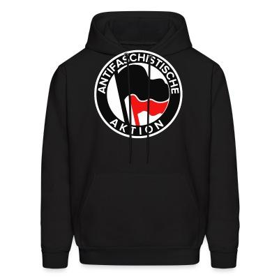 Sweat (Hoodie) Antifaschistische aktion