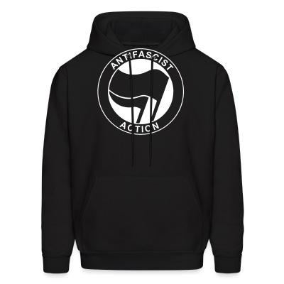 Sweat (Hoodie) Antifascist action