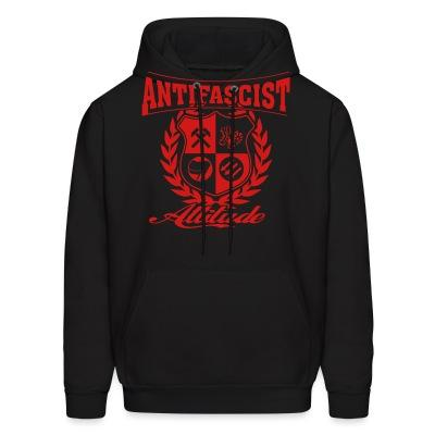 Sweat (Hoodie) Antifascist attitude