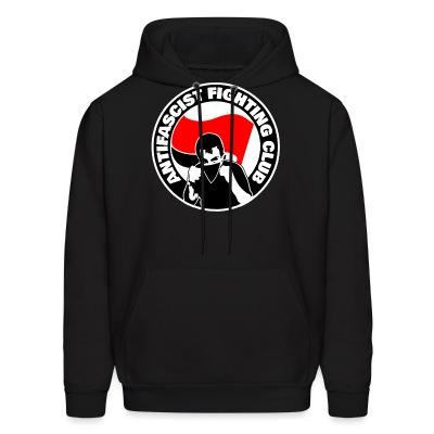 Sweat (Hoodie) Antifascist fighting club