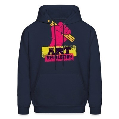 Sweat (Hoodie) Art revolution