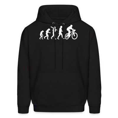 Sweat (Hoodie) Bike Evolution